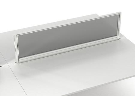 H Series Screen - Single Rail - Inset