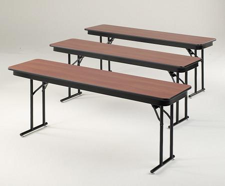 Emissary Folding Table rows