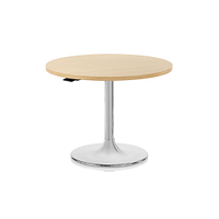 Adjustable Height Cafe Table