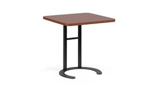 "C-Table Personal Worksurfaces | Square (25-30""H Adjustable)"