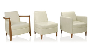Affina Lounge Seating | Lowback Chair