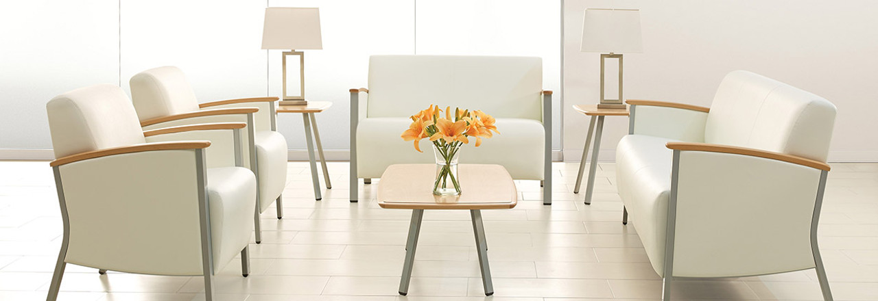 Soltice Metal Lounge Seating