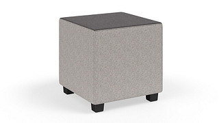 "MyPlace Lounge Furniture | 18"" Cube (Standard or Junior)"