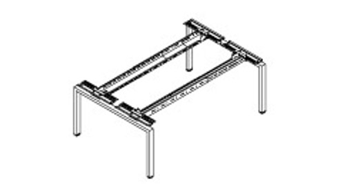 Dual-Sided Standalone or Starter Metal Frame