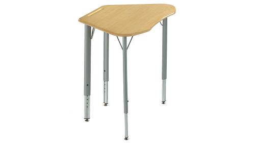 Trapezoid Desk