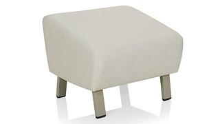 Soltice Metal Patient Chair   Ottoman