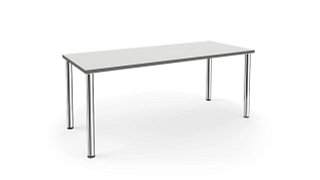 Pillar Tables | Rectangle