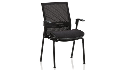 Guest Chair with Mesh Seat