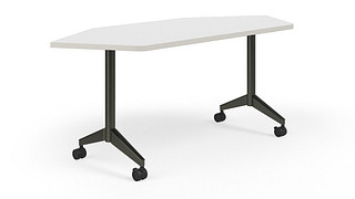 Pirouette Tables   Scale Up Top (Fixed/Nesting w/optional Power)