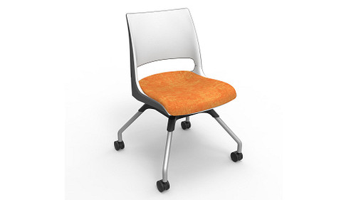 Doni 2-Tone Shell (Upholstered Seat)
