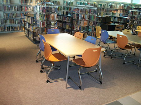 Jefferson library Wave IntelActivity