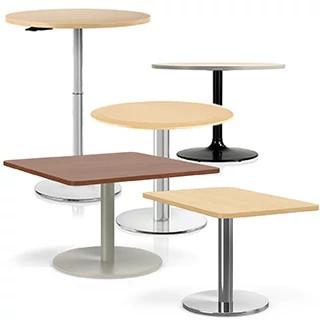 Athens Tables CAD Symbols