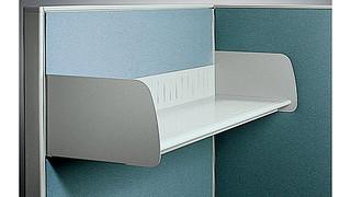 Universal Overhead Storage | Universal Low Shelf Unit