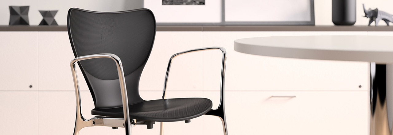 Silhouette Stack Chair