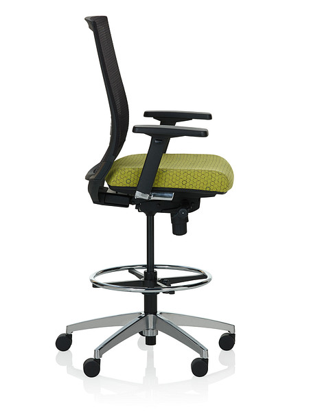 Sift task stool arms uph profile
