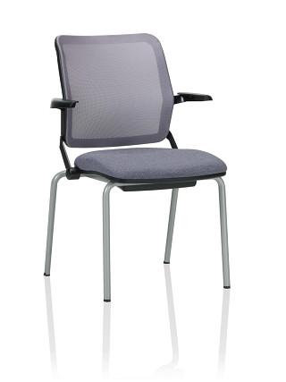 Torsion Air Stack Chair CAD Symbols