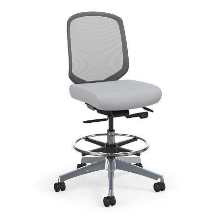 Diem stool armless ss angle2