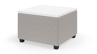 "MyPlace Lounge Furniture | 26"" Square Table"