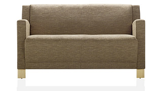 Soltice Lounge Seating | Large Loveseat