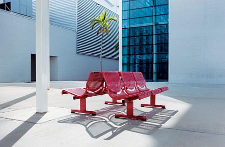Port of Miami outdoors Promenade