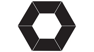 Portico Tables | Plus Open Hexagon Top