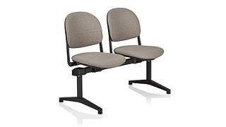 Torsion Tandem Seating | 2 place unit - uph