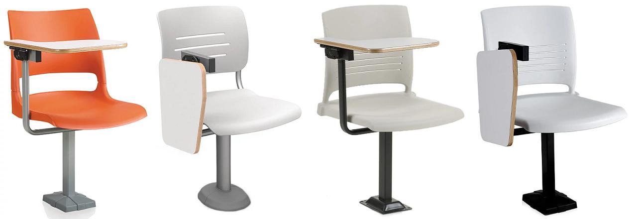 Single Pedestal Fixed Seating