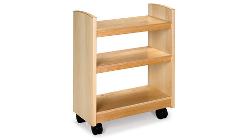 Rolling Book Carts