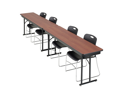 Emissary Folding Table row with Maestro