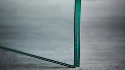"Glass | 1/2"" Clear Laminate w/.03 Interlayer"