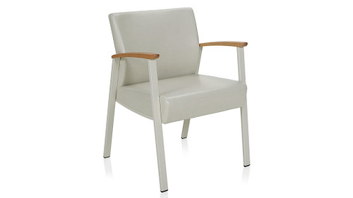 Soltice Metal Guest Chair