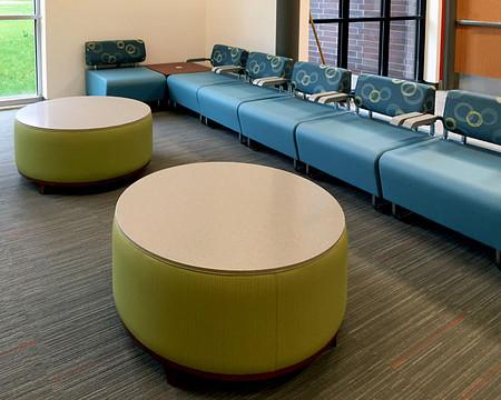 GreenRiver lounge1 Hub customOttoman