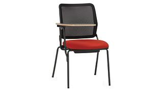 Torsion Air Stack Chair | 4 leg tablet