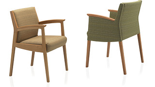 Soltice Guest Chair | One Seat