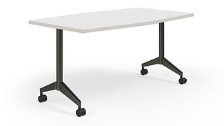 Pirouette Tables | Double Chevron Top (Fixed/Nesting)