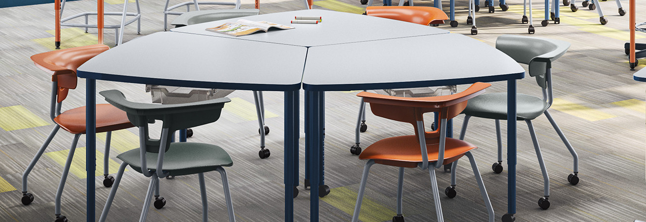 Ruckus Activity Tables