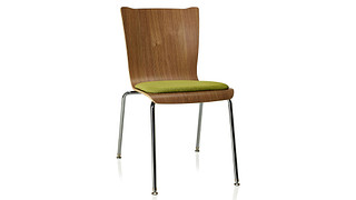 Apply Stack Chair | 4 Leg Upholstered
