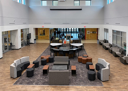Westfield WHSInnovationCenter lounge1 MyPlace MyWay Strive Ruckus Serenade