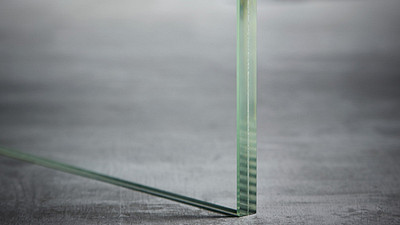 "Glass | 1/2"" Clear Laminate w/.03 Interlayer, Low Iron"