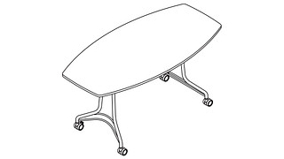 Enlite Tables | Boat Top