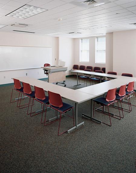 SHU classroom Matrix Port