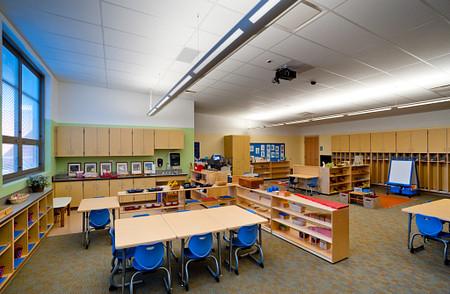 SandsMontessoriSchool IntelWaveChairs IntelActivityTables classroom