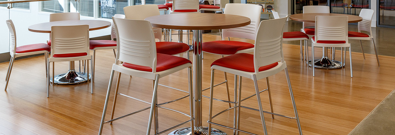 Strive Cafe Stool