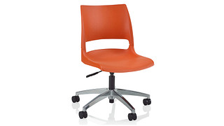 Doni Task Chair | Solid Shell (Poly)