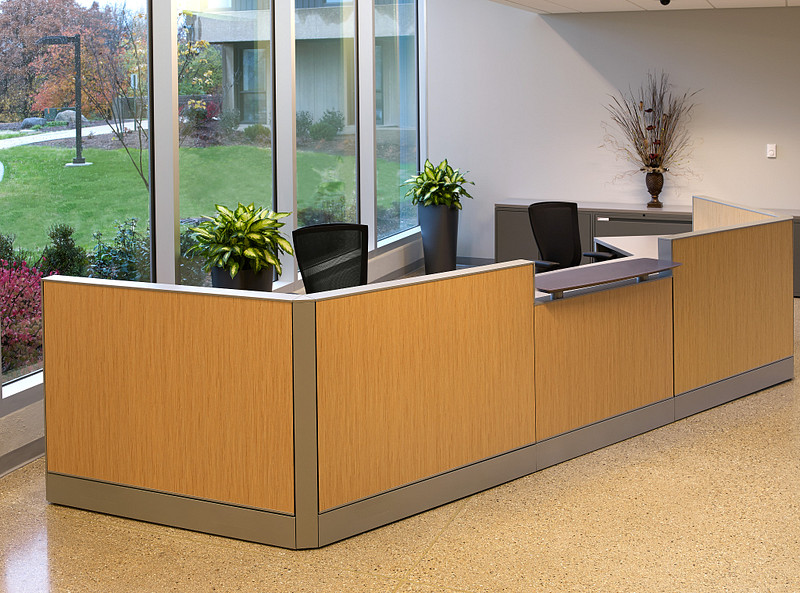 Reception / Waiting Space