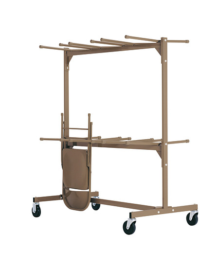 Folding Chair Caddy - Double