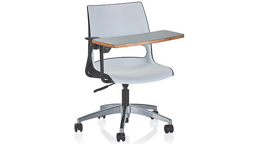 Doni Task Chair with ChangeUp Tablet Arm