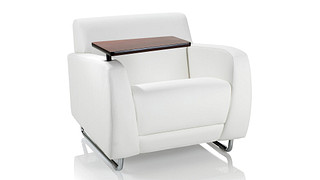 Sela Lounge Seating | Tablet Arm