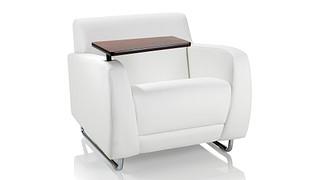 Sela Lounge Seating | Tablet Arm