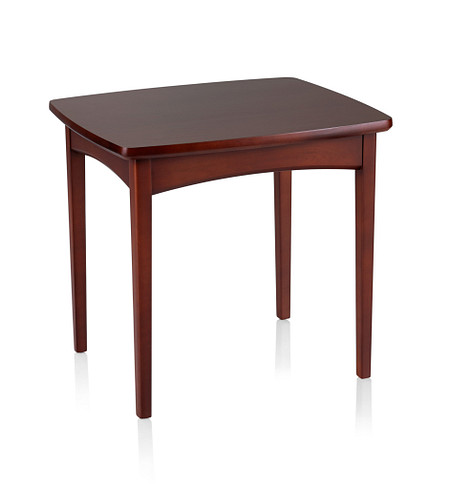 Affina occasionalendtable 22inchrectangle  cinnamon